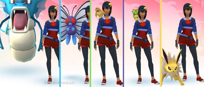 Những điều cần biết về Buddy Pokemon trong Pokemon GO