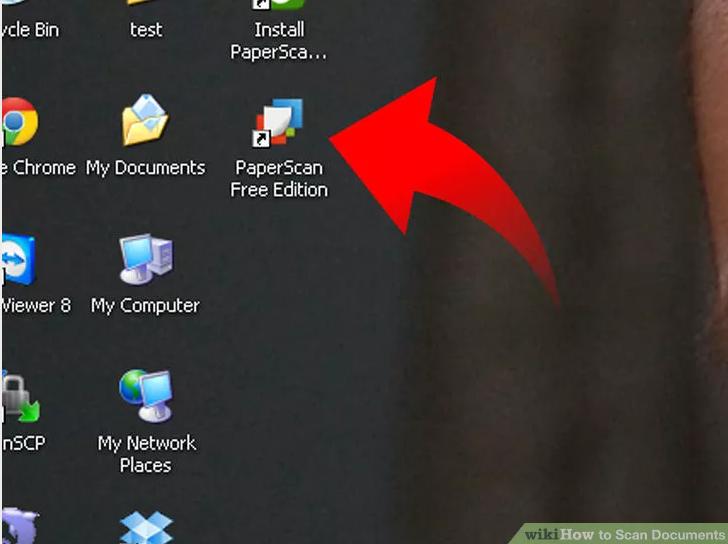 Hướng dẫn scan tài liệu với 3 bước đơn giản