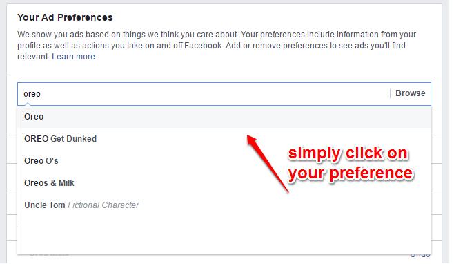 Đây là cách lựa chọn loại quảng cáo Facebook hiển thị trên Facebook của bạn