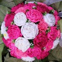 Cách làm hoa hồng từ giấy nhún tặng bạn gái nhân ngày Quốc tế Phụ nữ 8/3