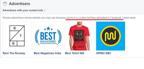 """Kiểm tra xem Facebook """"biết"""" gì về bạn"""