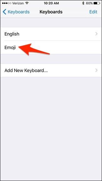 """Tại sao bàn phím Emoji trên iPhone của tôi lại """"biến mất""""?"""