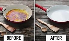 14 mẹo đơn giản giúp căn bếp nhà bạn luôn gọn gàng, sạch sẽ