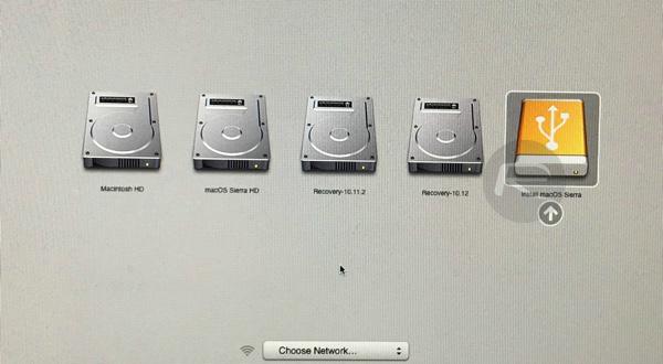 Hướng dẫn cách cài mới (clean install) macOS Sierra 10.12 trên Mac