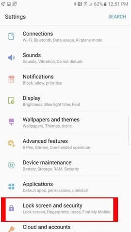 Cách sửa lỗi Google Now Launcher trên Samsung Galaxy Note 7