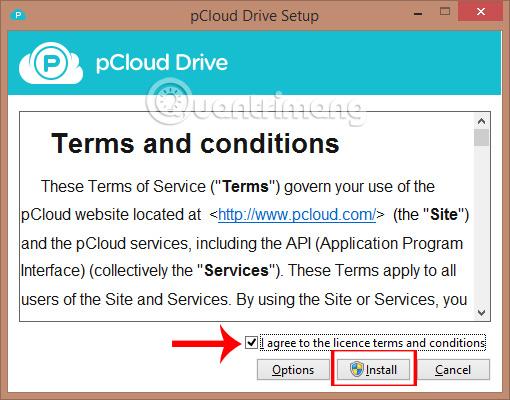 pCloud Drive - Ứng dụng lưu trữ trực tuyến hoàn toàn mới