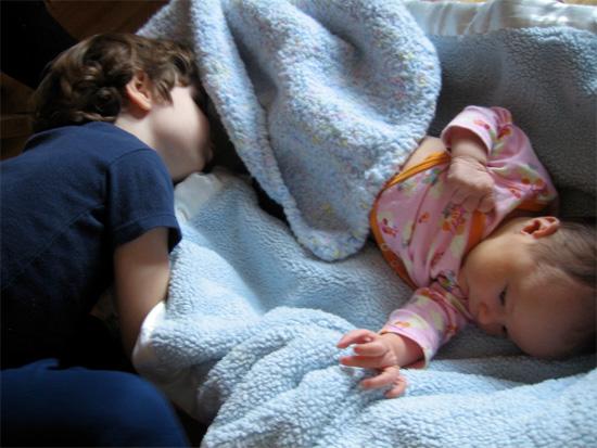lưu ý dùng điều hòa cho bé trong mùa lạnh