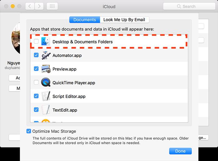 Những thủ thuật hữu ích cho macOS 10.12 Sierra