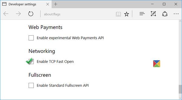 Muốn tốc độ load trang trên trình duyệt Edge nhanh hơn, kích hoạt tính năng này