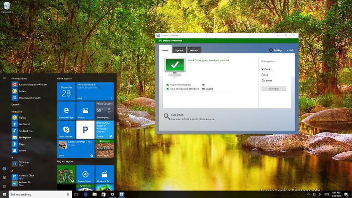 Vô hiệu hóa hoàn toàn Windows Defender trên Windows 10