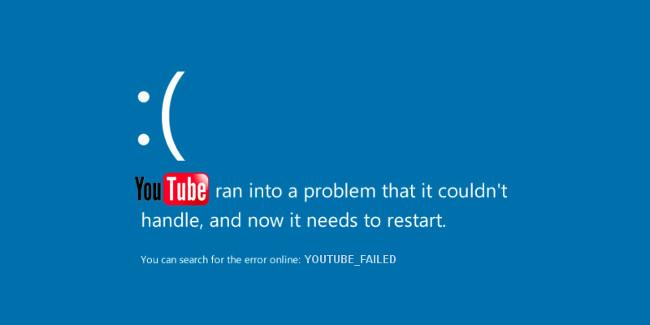 Làm thế nào để ngăn YouTube ngừng bị treo?