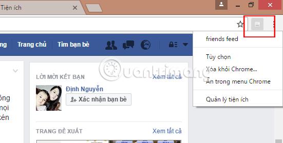 Thay đổi giao diện Facebook bằng 5 tiện ích trên Chrome