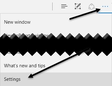 Đồng bộ Bookmark và Reading List trên trình duyệt Microsoft Edge
