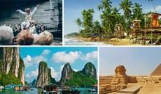 Top 20 điểm du lịch rẻ nhất trên thế giới năm 2016