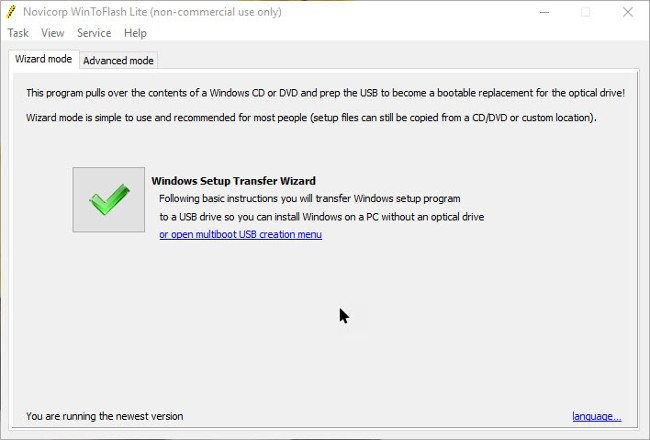 4 công cụ tạo USB boot cài Windows 10