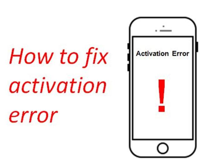 7 cách đơn giản sửa lỗi Activation trên điện thoại iPhone