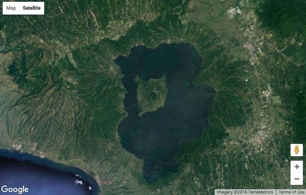 Đảo trong đảo trong đảo ở Philippine