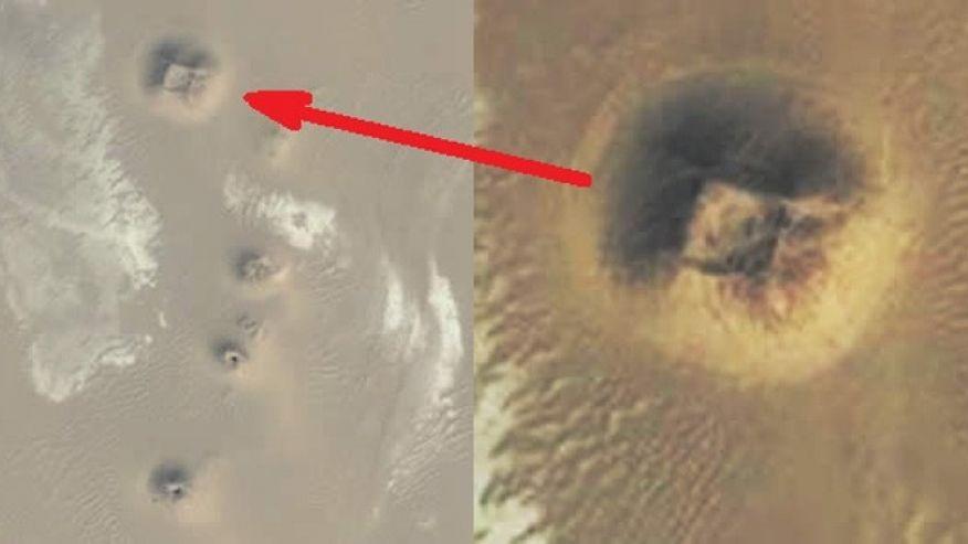 Kim tự tháp khổng lồ dưới biển Thái Bình Dương