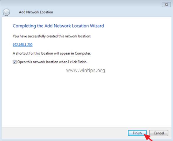 Làm thế nào để kết nối với một FTP Server từ Windows Explorer?