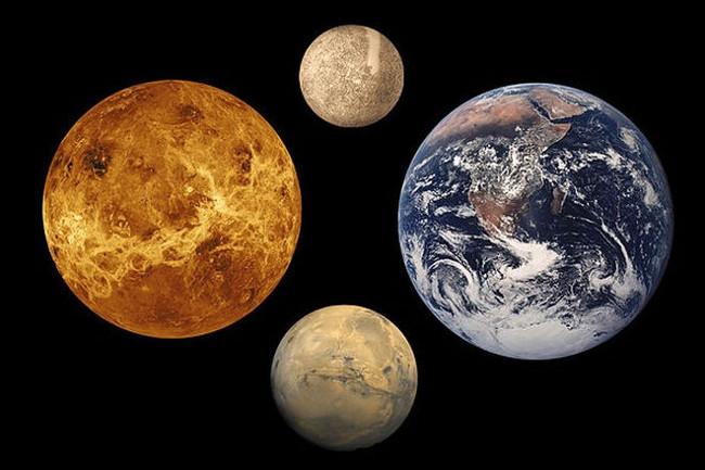 Các hành tinh kiểu Sao Mộc