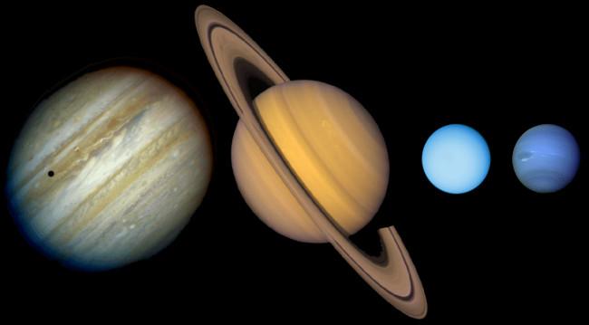 Các hành tinh lùn