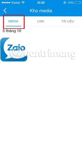 Trải nghiệm với 4 tính năng mới hấp dẫn trên Zalo