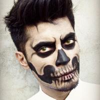 Gợi ý phong cách hóa trang kinh dị cho nam giới trong đêm Halloween