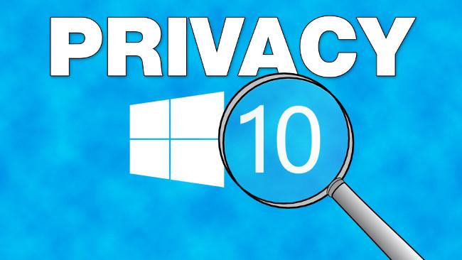 Kiểm soát quyền riêng tư trên máy tính Windows 10 với 7 thủ thuật sau đây