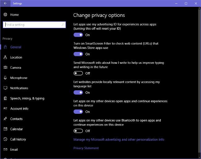 Kiểm soát quyền riêng tư trên máy tính Windows 10 với 9 thủ thuật sau đây - Ảnh minh hoạ 10
