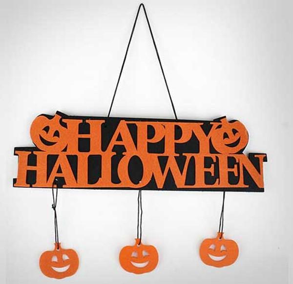 Trang trí Halloween
