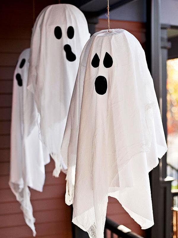 Ma trơi trang trí Halloween