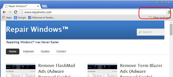 """Khắc phục lỗi biểu tượng Bookmark trên trình duyệt Chrome bị """"mất tích"""""""