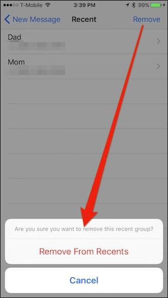 Đây là cách loại bỏ địa chỉ email từ danh sách đề xuất trên ứng dụng Mail iOS