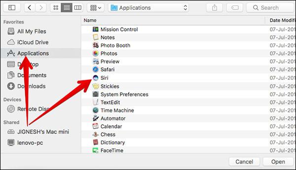 Cách kích hoạt Hey Siri trên macOS Sierra