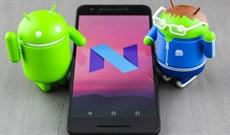 Các tìm và gửi ảnh GIFs từ bàn phím trên Android 7