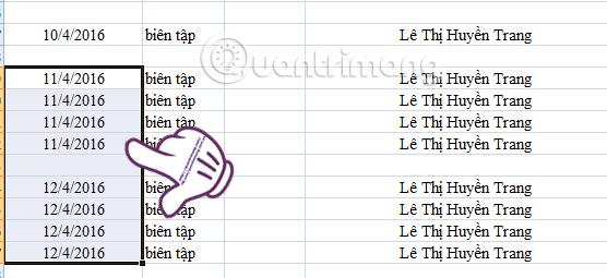 Hướng dẫn cách sửa lỗi ngày tháng đảo ngược trong Excel
