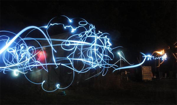 Những điều cần biết về kỹ thuật Light Painting trong nhiếp ảnh