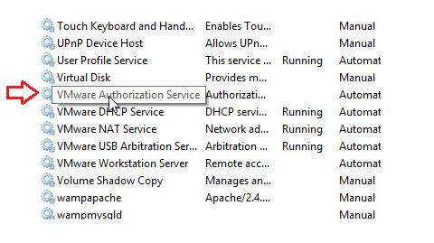 "Hướng dẫn cách sửa lỗi ""The VMware Authorization Service is not running"""