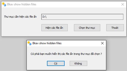 Top phần mềm hiện file ẩn trong USB bạn không nên bỏ qua - Ảnh minh hoạ 3