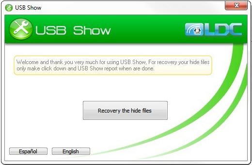 phần mềm hiện file ẩn trong USB