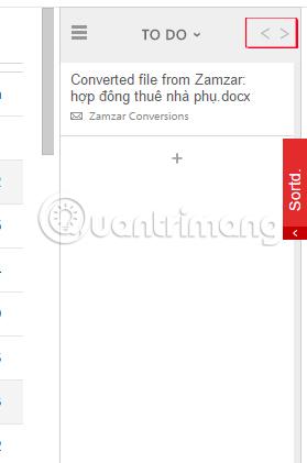 Làm sao để tạo bảng phân công công việc trên Gmail?