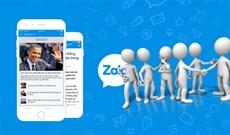 Hướng dẫn cách tham gia phòng chat trên Zalo