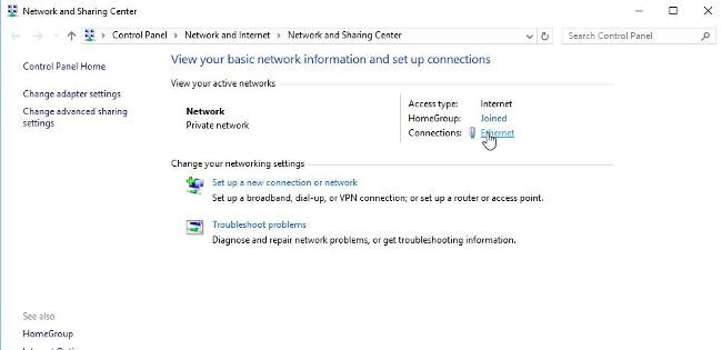 """Phải làm gì để xử lý lỗi """"No Internet After Malware Removal""""?"""