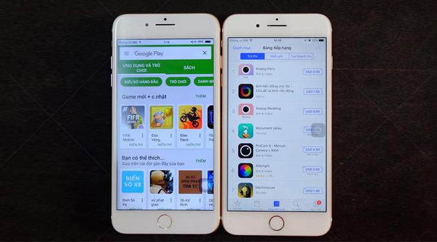 Hướng dẫn phân biệt iPhone 7 Plus chính hãng và hàng nhái