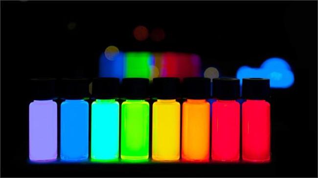 Công nghệ Quantum dots và Nano crystals
