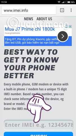 Làm sao để biết smartphone của bạn có hỗ trợ 4G hay không?