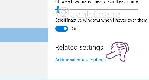 Tổng hợp những thao tác Touchpad trên Windows 10