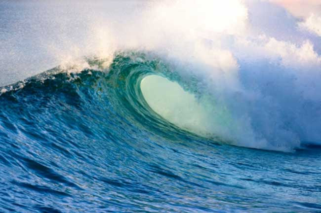 Thủy triều trên các đại dương