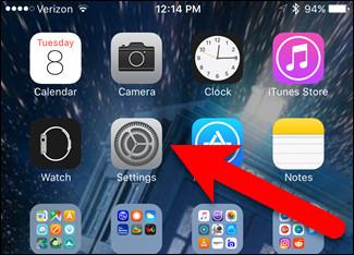Làm thế nào để vô hiệu hóa Widgets trên màn hình khóa iOS 10?