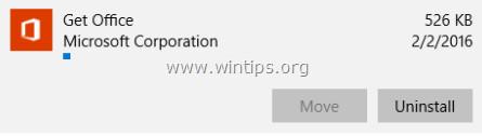 Hướng dẫn gỡ bỏ cài đặt ứng dụng Modern trên Windows 10/8.1/8